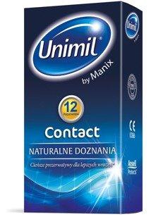 Contact - naturalne doznania i komfort (12 szt.)