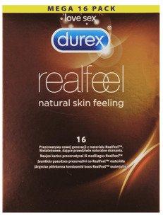 Real Feel - najbardziej naturalne doznania (16 szt.)