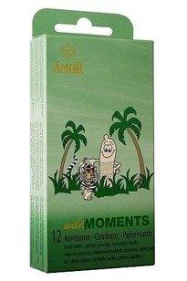 Wild Moments - z wypustkami i użebrowaniem (12 szt.)